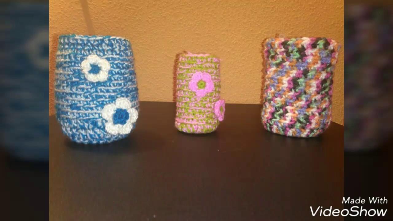 Crochet paso a paso lapicero de crochet paso a paso como - Tapizado de sillas paso a paso ...