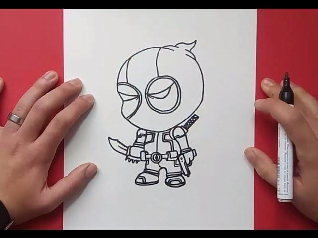 Deadpool Crochet Pillow - YouTube   480x640