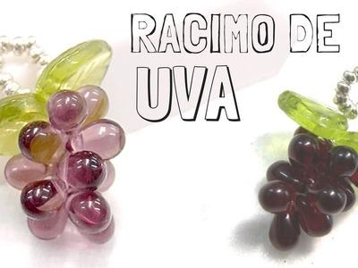 Como hacer un Racimo de uva con Gotas de Bohemia - Tutorial DIY