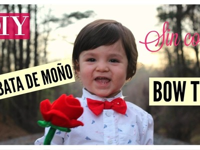 DIY|como hacer un corbatin o moño|how to  make a kid's bow tie|Reishelsyp