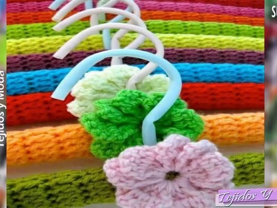 Funda para colgador Tejida a Crochet