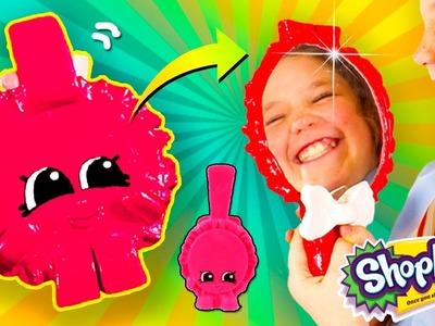 ¡¡SHOPKINS in REAL LIFE!! DIY Espejo Shopkins Mia Mirror* Manualidades fáciles para niños