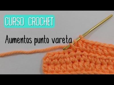 Crochet para principiantes: Aumentos en vareta e interpretación de términos relacionados