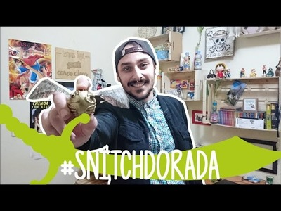 DIY HARRY POTTER - La Snitch Dorada | Selu el pirata