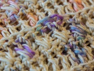 Manta o colcha para bebitos tejida a crochet 02