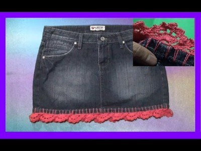 Renueva tu ropa a Crochet - IDEAS