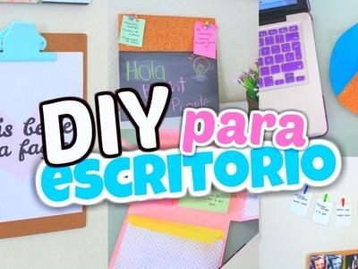 DECORA TU ESCRITORIO. DIY - BrightBrenda