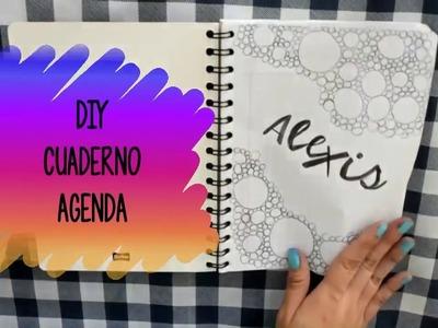 DIY De cuaderno a Agenda (Re Subido)