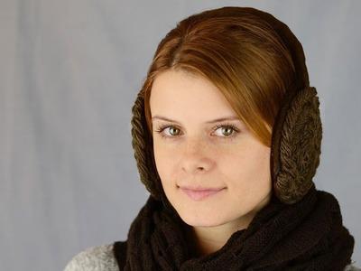 DIY Moños de la princesa Leia