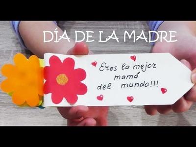 MANUALIDADES PARA EL DÍA DE LA MADRE.Tarjetas para el día de la madre.- Diario de Olga