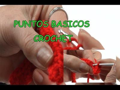 PUNTOS BÁSICOS DE GANCHILLO
