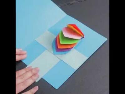 Rainbow card ????