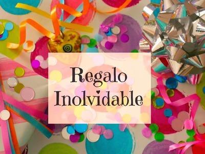 COMO HACER DETALLES PARA REGALAR DE UN MODO INOLVIDABLE - DIY