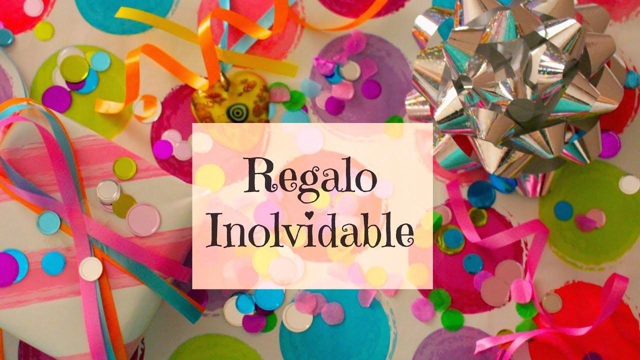 Como hacer detalles para regalar de un modo inolvidable diy for Regalos inolvidables