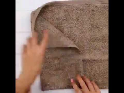 *como hacer un oso de peluche a partir de una toalla