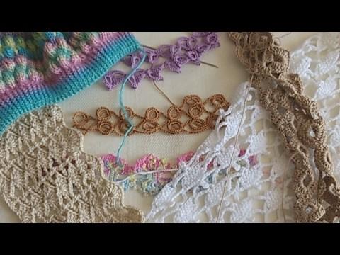 Crochet, Entre Estambres Te Veas