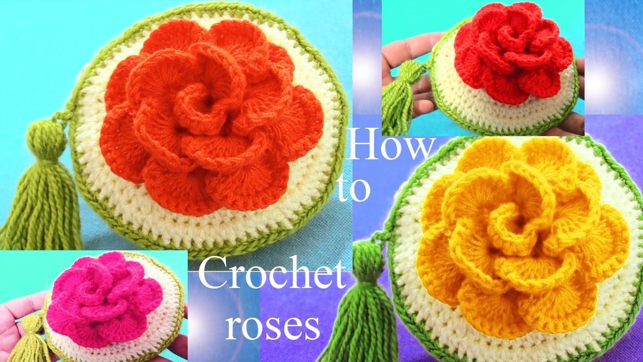 Tejido, Gorro tejido a crochet para niñas, señoritas y