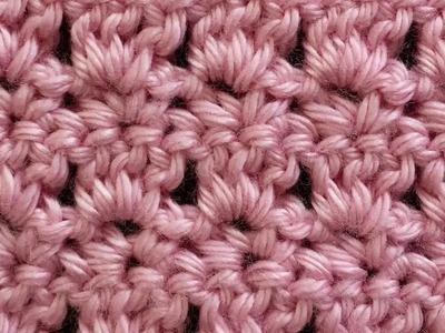 CROCHET: Puntada Primavera (Primrose Stitch)