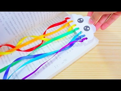 DIY RAINBOW BACK TO SCHOOL SUPPLIES