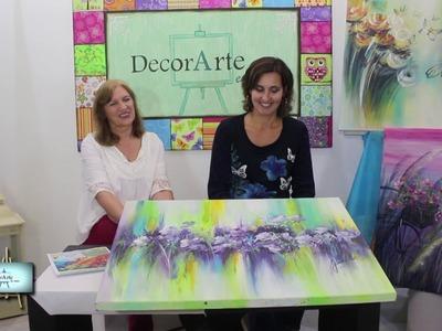Gaby nos invita a Colombia XII Convención de Pintura y Manualidades!!!