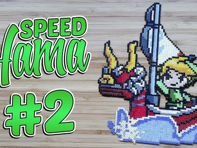 SPEED HAMA #2 | ZELDA WIND WAKER
