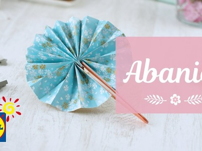 Abanico - Manualidades DIY Día de la Madre