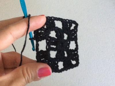 Blusa De Verano - Crochet Y Café