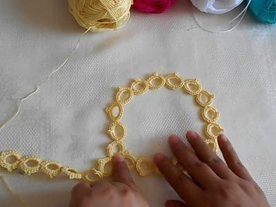 Blusa tejida a crochet paso a paso #1