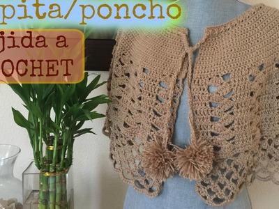 Capita tejida a Crochet.Ganchillo