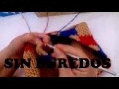 Cómo hacer que los hilos no se enreden en tapestry crochet