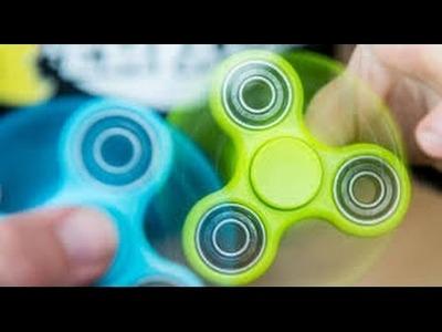 ►DIY: HAZ TUS FIDGET SPINNER CASEROS ◄ || COMO HACER UN SPINNER CASERO || HAUNTERMAKE