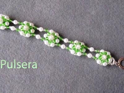 # DIY - Pulsera de botones # DIY - Button Bracelet