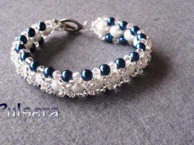 # DIY - Pulsera Sabina # DIY - Sabina Bracelet