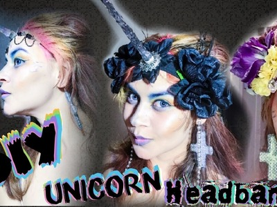 DIY Unicorn Horn Headband. ????????. Heligant