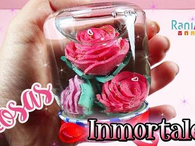 Ideas para regalar! - Rosas Inmortales! - DIY