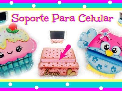 Soporte para Celular (Phone Stand) - DIY | KLOF ????