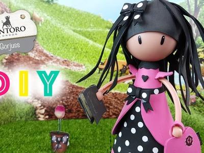 Cómo hacer Ladybird Gorjuss de Santoro en Fofucha MUY FÁCIL DIY manualidades de muñecas
