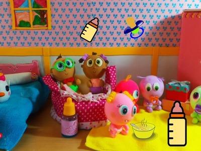 Ksi meritos como hacer habitacion,manualidades para niños+CHURRO Y ATOLE