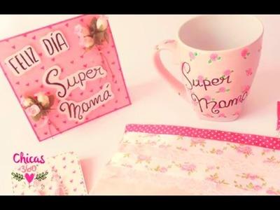 Manualidades PARA EL DÍA DE LA MADRE. diy Gifts for mother's day
