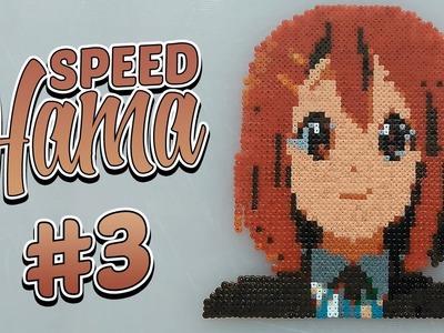 SPEED HAMA BEAD #3 | Yui Hirasawa de K-ON!
