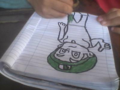 Como dibujar dibujos de animaciones episodio 1 ; dibujar a fernanfloo