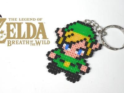 Como hacer un llavero de Link con Hama Beads | Tierras de Rol