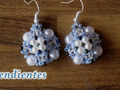 # DIY - Pendientes princesa # DIY - Princess earrings