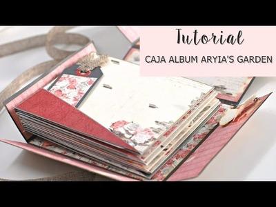 Tutorial Caja Album -Día de la madre