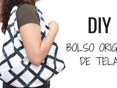 BOLSO DE TELA | ORIGAMI Bento BAG