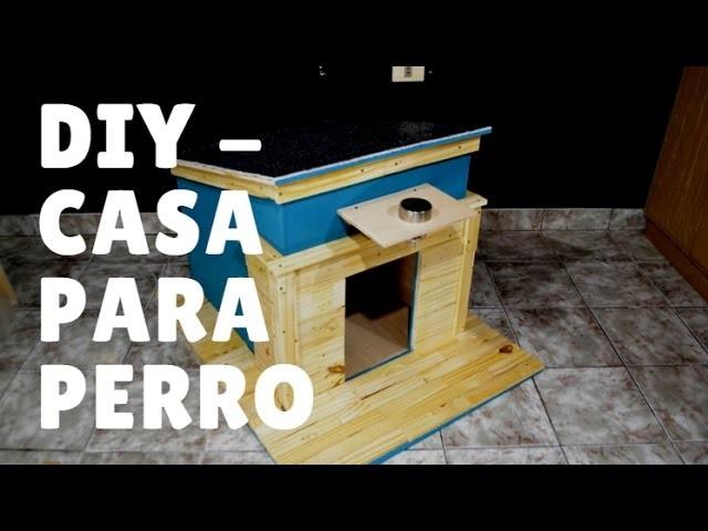 COMO HACER UNA CASA MINIMALISTA PARA PERRO  ♥ - EMPODERADAS LATAM DIY