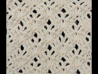 Crochet: Punto Combinado # 20
