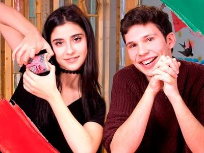 DIY Cajita de regalo | ¿¡Serán capaces!? | DIY DETECTIVE