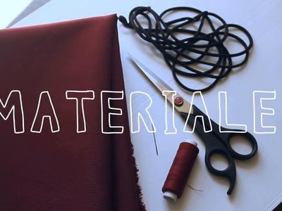 DIY Como hacer una Mochila de cordón | Fashion Riot