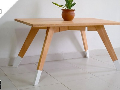 DIY Mesa Ratona Nórdica (DIY Coffee Table)
